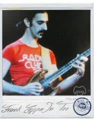 Zappa In Radio Clyde 261 Shirt