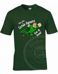 Captain Fantastic - Dare to Dream - GAWA - Mens T-Shirt