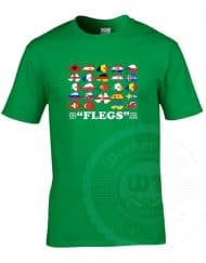 Fleg-Irish-Green