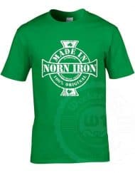 Made In Norn Iron - Mens T-Shirt
