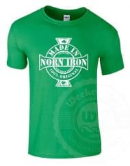 Made in Norn Iron - Kids T-Shirt