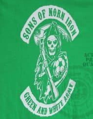 Sons Of Norn Iron Print Quality